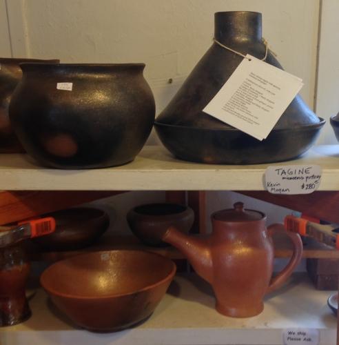 Conley Studio Pottery Visit Madrid New Mexico